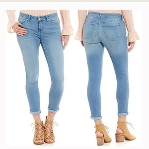 Jessica Simpson forever rolled skinny jeans sz 29
